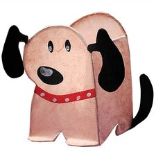 """Petey the Puppy Night Time Pals 8"""" H Table Lamp with Novelty Shape"""