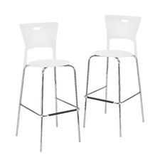 "Mimi 31.5"" Bar Stool (Set of 2)"