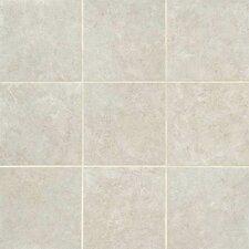 """Florentine 24"""" x 24"""" Glazed Porcelain Field Tile in Argento"""