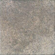 "Alta Vista 18"" x 18"" Porcelain Field Tile in Misty Rain"