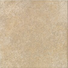 "Alta Vista 18"" x 18"" Porcelain Field Tile in Sunset Gold"