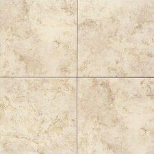 "Brancacci 12"" x 12"" Ceramic Field Tile in Windrift Beige"