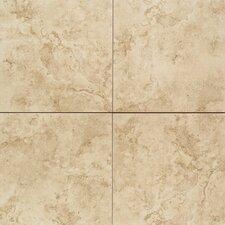 """Brancacci 18"""" x 18"""" Ceramic Field Tile in Fresco Caffe"""
