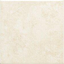 """Brazos 12"""" x 12"""" Ceramic Field Tile in Cream"""