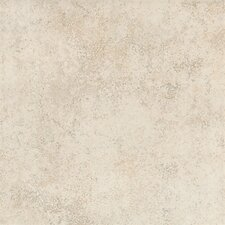 "Brixton 18"" x 18"" Ceramic Field Tile in Bone"