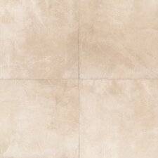 "Concrete 13"" x 20"" Porcelain Field Tile in Boulevard Beige"