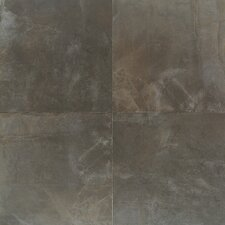 """Concrete 13"""" x 20"""" Porcelain Field Tile in City Elm"""