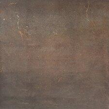 Fusion 16'' x 16'' Metal Field Tile in Bronzed Copper
