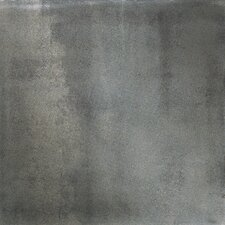 Fusion 24'' x 24'' Metal Field Tile in Stainless Steel