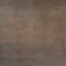 Fusion 24'' x 24'' Metal Field Tile in Bronzed Copper