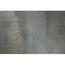 Fusion 16'' x 24'' Metal Field Tile in Stainless Steel