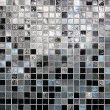 "City Lights 0.5"" x 0.5"" Glass Mosaic Tile in Manhattan"