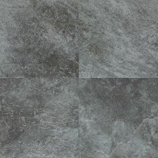 Continental Slate 12'' x 12'' Porcelain Field Tile in English Grey