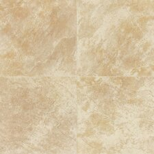 Continental Slate 6'' x 6'' Porcelain Field Tile in Persian Gold