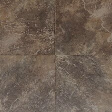Continental Slate 6'' x 6'' Porcelain Field Tile in Moroccan Brown