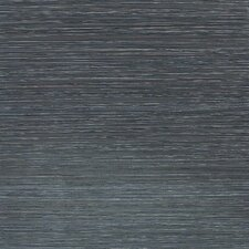 Fabrique 12'' x 12'' Porcelain Field Tile in Noir Linen