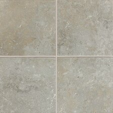 Sandalo 12'' x 12'' Ceramic Field Tile in Castillian Gray