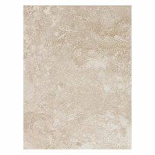 Sandalo 9'' x 12'' Ceramic Field Tile in Serene White