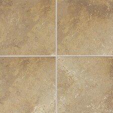 Sandalo 6'' x 6'' Ceramic Field Tile in Raffia Noce