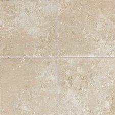 Sandalo 6'' x 6'' Ceramic Field Tile in Serene White