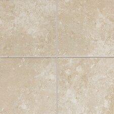 Sandalo 18'' x 18'' Ceramic Field Tile in Serene White
