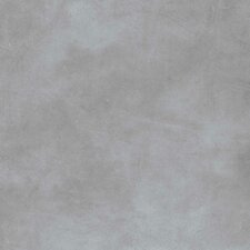 Veranda 13'' x 13'' Porcelain Field Tile in Steel