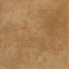 Veranda 6.375'' x 6.375'' Porcelain Field Tile in Gold