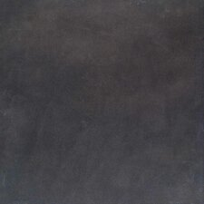 Veranda 6.375'' x 19.5'' Porcelain Field Tile in Gunmetal