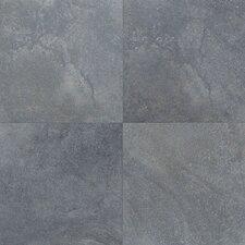 """Florenza 24"""" x 24"""" Porcelain Field Tile in Azzurro"""