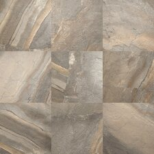 Ayers Rock 20'' x 20'' Porcelain Field Tile in Majestic Mound
