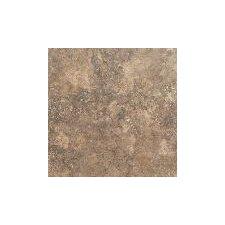 San Michele 12'' x 24'' Porcelain Splitface Tile in Moka