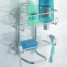 Classico Suction Shower Shelves