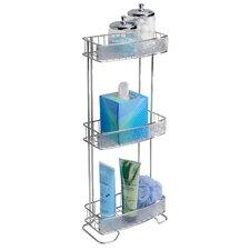 "Rain 10.6"" x 25.6"" Bathroom Shelf"