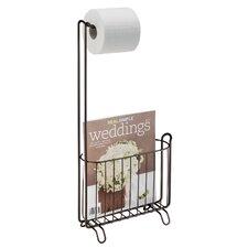Classico Magazine and Tissue Stand