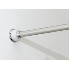 York Shower Curtain Tension Rod