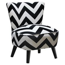 Mid Century Ziggy Slipper Chair