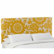 Slip Cover Gerber Cotton Upholstered Headboard
