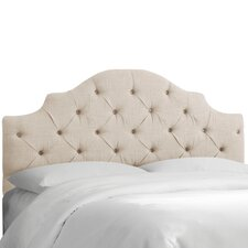 Traditional Upholstered Headboard