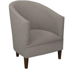 Linen Arm Chair