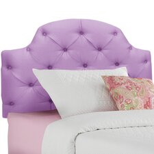 Tufted Cotton Upholstered Headboard