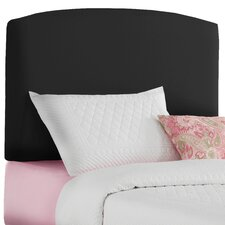 Duck Cotton Upholstered Headboard
