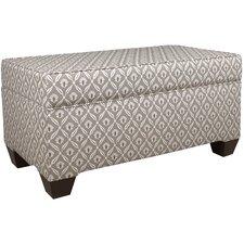 Clover Upholstered Storage Bedroom Bench