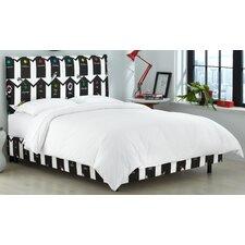 Weston French Seam Platform Bed