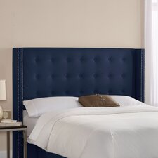 Wingback Upholstered Headboard