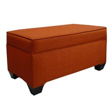 Patriot Upholstered Storage Bench