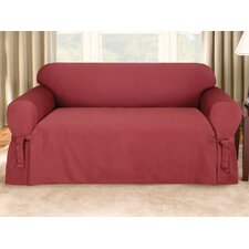 Logan Loveseat Slipcover