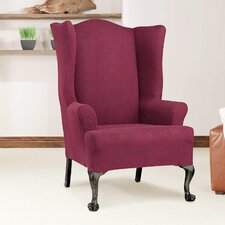Arm Chair T-Cushion Slipcover