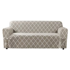 Lattice Sofa Slipcover