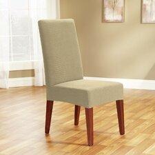 Honeycomb Parson Chair Slipcover