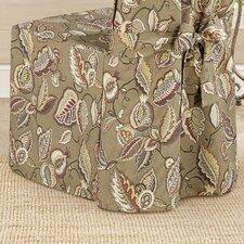 Fantasy Fleur Parson Chair Slipcover Skirt